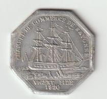Bayonne  -  50 Centimes 1920  -  Etat  TTB - Noodgeld