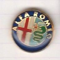 PINS AUTOMOBILE ALFA ROMEO 02 - Alfa Romeo