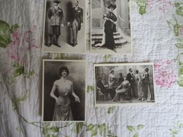 LOT DE CARTES SUR LA MODE - 5 - 99 Postcards