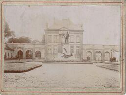 Photo Ancienne 110 Mm X 79 Mm Sur Carton - 1903 - Hôtel De Ville Tournai Doornik Belgique - Scan R/V - Places