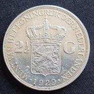 Netherlands 2 1/2 Gulden 1929 - 2 1/2 Gulden