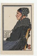 PAYSANNE DE MONT VERNIER, MAURIENNE - PAR GEO FOURRIER - Fourrier, G.