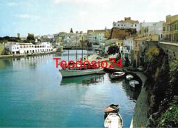 Menorca. Ciudadela. Puerto. - Menorca