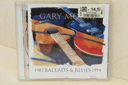 "CD ""Gary Moore"" 1982 Ballads & Blues 1994 - Blues"