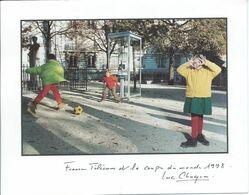 Carte De Voeux 1998 - FRANCE TELECOM Et La Coupe Du Monde 1998 - Holidays & Celebrations