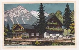 481070Pension Café Aule Alm. - Garmisch-Partenkirchen