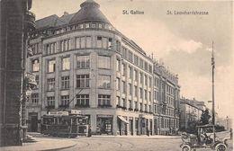 St. Gallen Tram St. Leonardstrasse - SG St. Gallen
