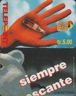 210/ Peru; Coca Cola - Peru