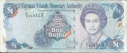Cayman Islands - 1 Dollar - Cayman Islands