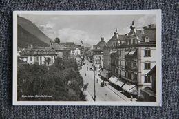 INTERLAKEN - Bahnhofstrasse - BE Berne