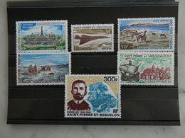 Saint Pierre Et Miquelon  Poste Aérienne Année 1969 Neufs Sans Charnière MNH Cote 249 € - Ongebruikt