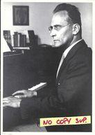 00463 ANTON WEBERN // PHOTO FENICHEL VIENNE // EDITIONS HAZAN PARIS // NON VOYAGEE - Muziek En Musicus