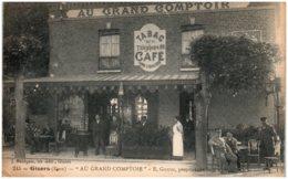 "27 GISORS - ""Au Grand Comptoir"" - E. Godin, Propriétaire - Gisors"