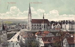 St. Gallen Color St. Othmar - SG St. Gallen