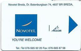 Novotel Breda - Cartas De Hotels