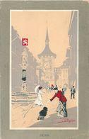 SUISSE BERN BERNE Illustrateur - BE Berne