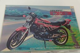 Vintage MODEL KIT : Fujimi - YAMAHA RA250 CUSTOM, Series 11 , Sealed NOS MIB, Scale 1/15, Vintage 1980's - Voitures, Camions, Bus