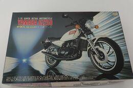 Vintage MODEL KIT : Fujimi - YAMAHA RZ250, Series 8 , Sealed NOS MIB, Scale 1/15, Vintage 1980's - Scale 1:32