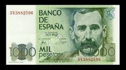 # # # Banknote Spanien (Spain) 1.000 Pesetas 1979 UNC # # # - [ 4] 1975-… : Juan Carlos I