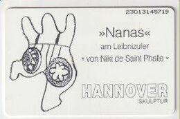 TK 26556 GERMANY - Chip K675 01.93 Volksbank Hannover- Nanas 11 000 Ex. MINT! - Germania