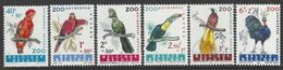 Belgique COB 1216 à 1221 ** (MNH) - Nuovi
