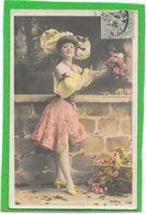 BLONDINETTE La Marchande De Fleurs - Photo WALERY - Entertainers