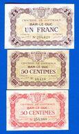 Bar  Le  Duc  3  Billets - Cámara De Comercio