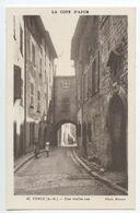 06/CPA A - Vence - Une Vieille Rue - Vence