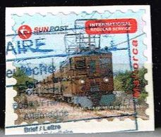 Sunpost Spanien,Mallorca Mit E-Lok Motiv - 1931-Today: 2nd Rep - ... Juan Carlos I