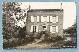A142  CPSM   LEYR  (Meurthe Et Moselle)   POSTE   TELEGRAPHE  TELEPHONE++++++++++++++++++ - Francia