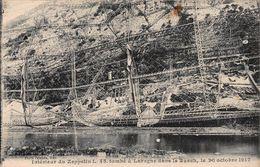 CPA Intérieur Du Zeppelin L.45 Tombé à Laragne Dans Le Buec, Le 20 Octobre 1917 - Andere Gemeenten