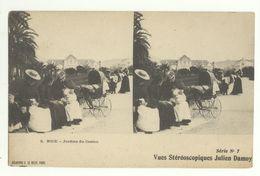 06/CPA A - Nice - Jardins Du Casino (Vue Stéréoscopiques Julien Damoy) - Nice