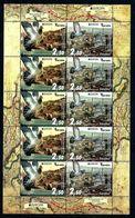 Bosnia And Herzegovina: Europa - Ancient Postal Routes ** MNH - 2020