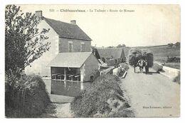 41 - CHATEAUVIEUX - La Tuilerie, Route De Nouans - France