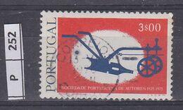 PORTOGALLO    1976Associazione Autori 3,00 Usato - Used Stamps