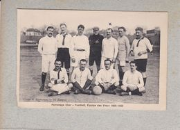 92 Hauts De Seine > Chatenay Malabry Football Patronage Olier équipe De Vieux FGSPF Ref 20/846 - Chatenay Malabry