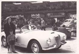 Foto D'epoca - Tematica Automobili D'epoca - Automobili