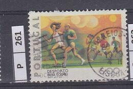 PORTOGALLO    1978Sport Per Tutti 5,00 Usato - Used Stamps