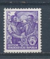 DDR/East Germany/Allemagne Orientale 1953 Mi: 407 Yt: 150 (PF/MNH/Neuf Sans Ch/nuovo Senza C./**)(5318) - Neufs