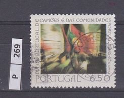 PORTOGALLO   1979Comunità Portoghese  6,50 Usato - Used Stamps