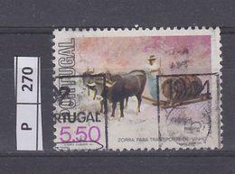 PORTOGALLO   1979Brasiliana Mostra Francobolli  5,50 Usato - Used Stamps