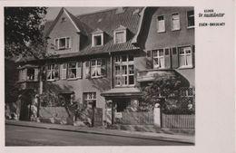 Essen-Bredeney - Klinik Dr. Hackländer - 1951 - Essen