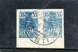 ESTONIE 1919 O - Estonia