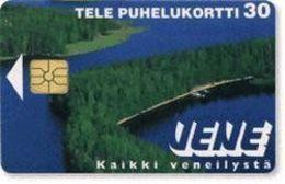 Finland Phonecard Tele D135 - Finland