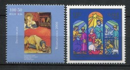 Alemania 2000. Yvert 1983-84 ** MNH. - Ungebraucht