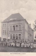 BETTEMBOURG - GRAND DUCHÉ DU LUXEMBOURG - RARE CPA TRÈS ANIMÉE DE 1913. - Bettemburg
