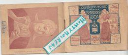 V P :  Carnet  Image  Italie  De VENISE-Venice,Venizia , Num 12  Cocoa Bensdorp's ( Amsterdam-paris) - Alte Papiere