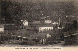 LA BRESSE-88-TISSAGE DU NEUF PRÉ-JEANGEORGE-BONTEMPS - France
