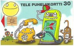 Finland Phonecard Tele D137 - Finland