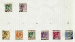 Chypre N°44 à 49 Cote 5 Euros (34, 35 Offerts) - Chipre (República)
